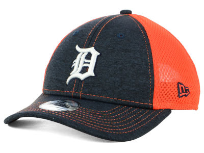 Detroit Tigers New Era MLB Kids Turn 2 9FORTY Cap