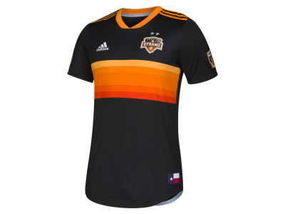 Houston Dynamo adidas MLS Men's Secondary Authentic Jersey