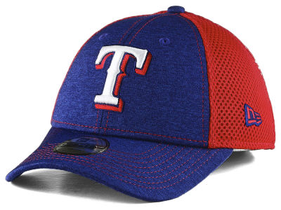 Texas Rangers New Era MLB Kids Turn 2 9FORTY Cap