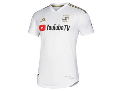 Los Angeles Football Club adidas MLS Men's Secondary Authentic Jersey