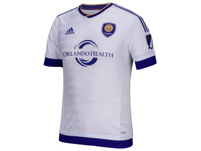 Orlando City SC adidas MLS Men's Secondary Authentic Jersey