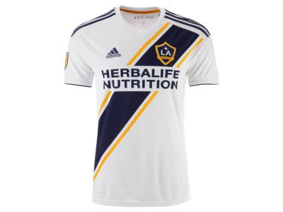 LA Galaxy adidas MLS Men's Primary Replica Jersey