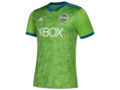 Seattle Sounders FC adidas MLS Men's Primary Replica Jersey