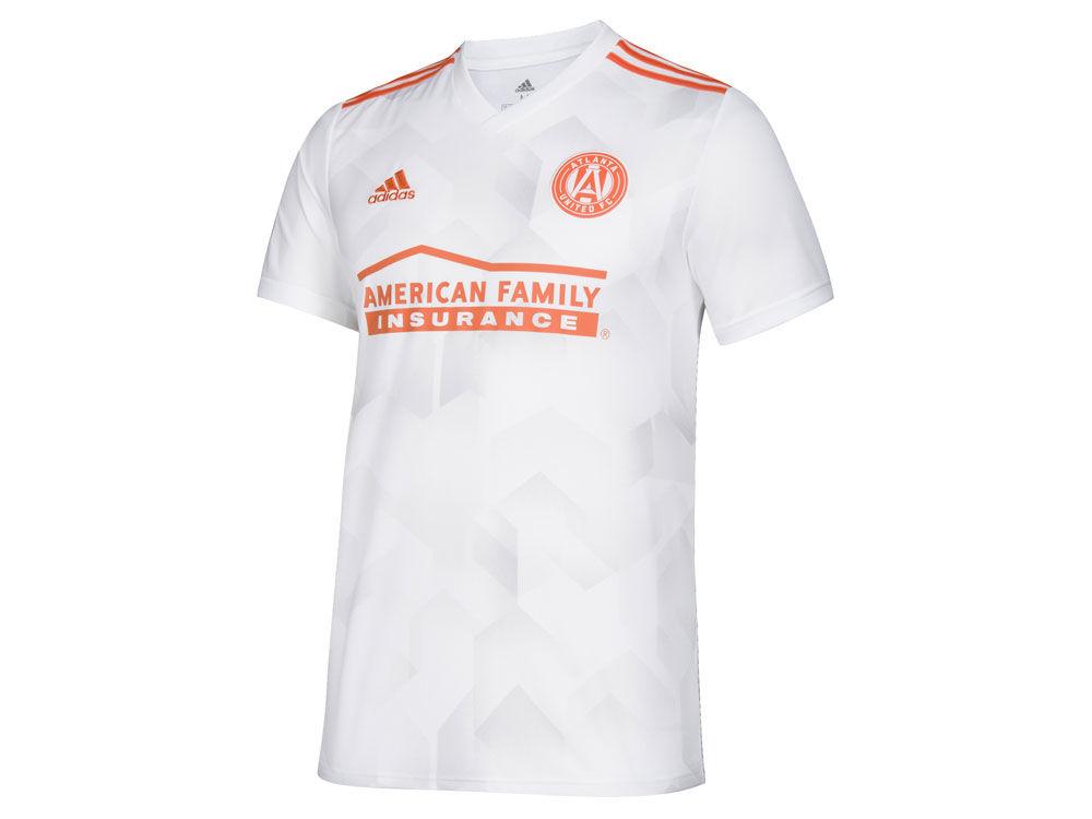 Atlanta United FC adidas MLS Youth Secondary Replica Jersey  5d5526e4ac1a