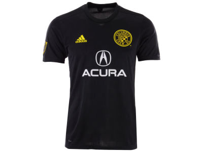 ac7ea6018 Columbus Crew SC adidas MLS Men s Secondary Replica Jersey