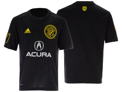 Columbus Crew SC adidas MLS Youth Secondary Replica Jersey