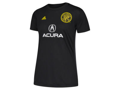 Columbus Crew SC adidas MLS Women's Secondary Replica Jersey