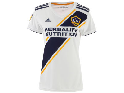 LA Galaxy adidas MLS Women's Primary Replica Jersey