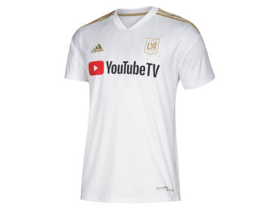 Los Angeles Football Club adidas MLS Men's Secondary Replica Jersey