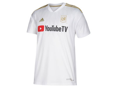 Los Angeles Football Club adidas MLS Youth Secondary Replica Jersey