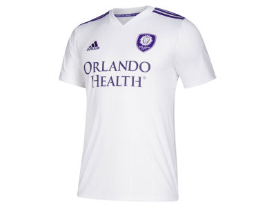Orlando City SC adidas MLS Men's Secondary Replica Jersey