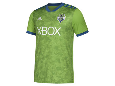Seattle Sounders FC adidas MLS Youth Primary Replica Jersey