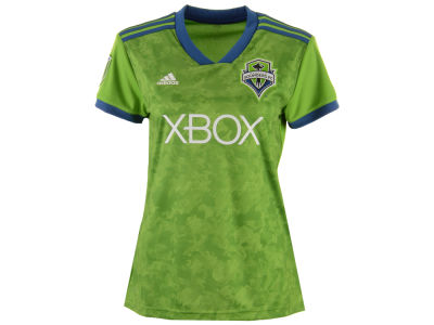 Seattle Sounders FC adidas MLS Women's Primary Replica Jersey