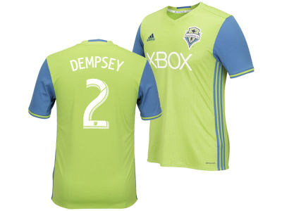 0f823b675 Seattle Sounders FC adidas MLS Men's Primary Replica Player Jersey