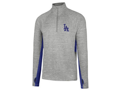 Los Angeles Dodgers MLB Men's Evolve Quarter Zip Pullover