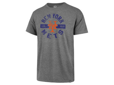New York Mets '47 MLB Men's Roundabout Club T-Shirt