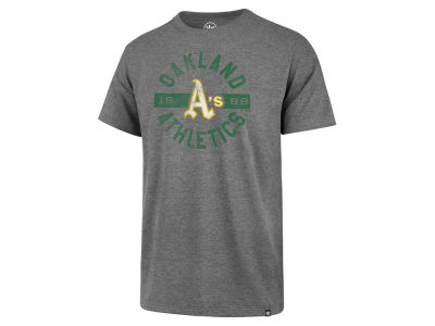 Oakland Athletics '47 MLB Men's Roundabout Club T-Shirt