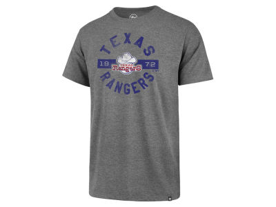Texas Rangers MLB Men's Roundabout Club T-Shirt