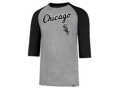 Chicago White Sox MLB Men's Pregame Raglan T-shirt