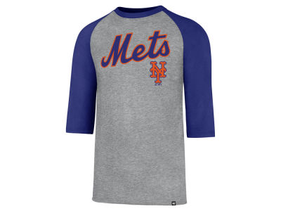 New York Mets '47 MLB Men's Pregame Raglan T-shirt