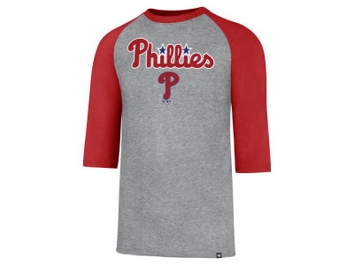 Philadelphia Phillies MLB Men's Pregame Raglan T-shirt