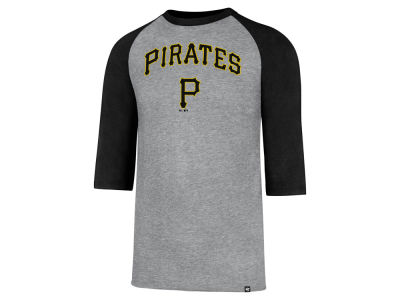 Pittsburgh Pirates '47 MLB Men's Pregame Raglan T-shirt