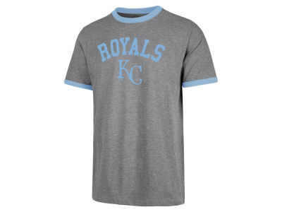 Kansas City Royals '47 MLB Men's Capital Ringer T-Shirt