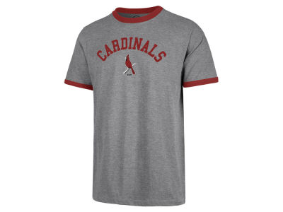 St. Louis Cardinals '47 MLB Men's Capital Ringer T-Shirt