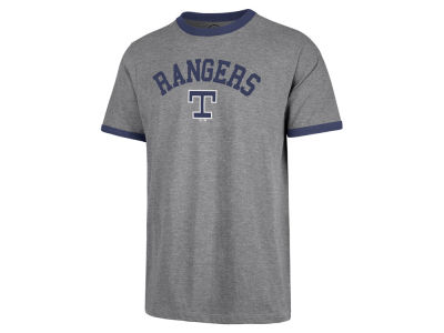 Texas Rangers MLB Men's Capital Ringer T-Shirt