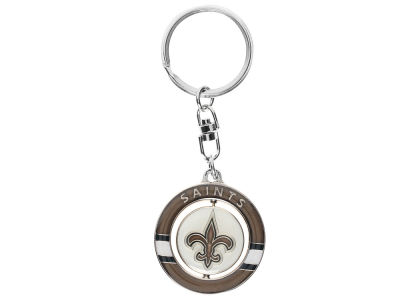 New Orleans Saints Team Spinner Keychain