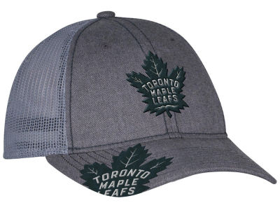 Toronto Maple Leafs adidas NHL Training & Travel Adjustable Slouch Cap