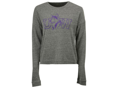 Washington Huskies Retro Brand NCAA Women's Haachi Crew Sweatshirt