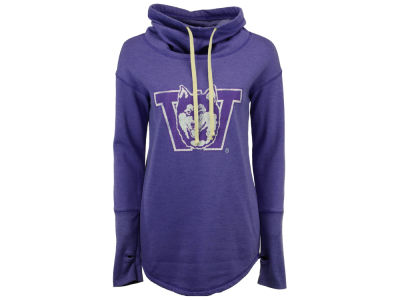 Washington Huskies NCAA Women's Funnel Neck Hoodie