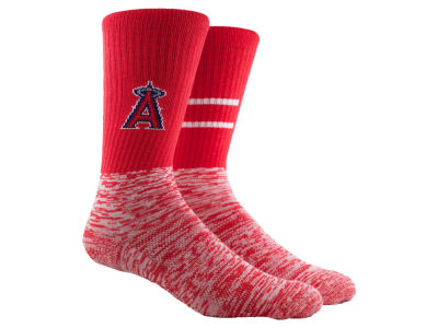 Los Angeles Angels Parkway MLB Block Crew Socks