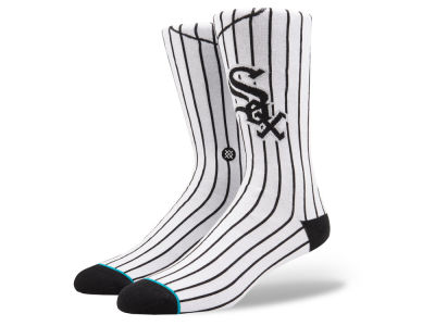 Chicago White Sox Stance MLB Home Jersey Series Crew Socks