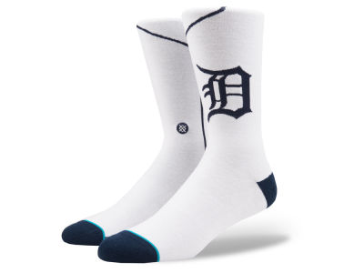 Detroit Tigers Stance MLB Home Jersey Series Crew Socks