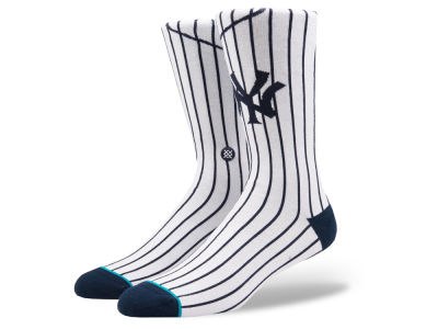 New York Yankees Stance MLB Home Jersey Series Crew Socks