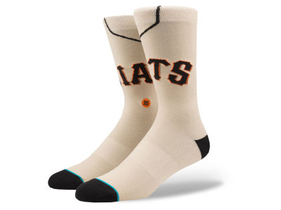 San Francisco Giants Stance MLB Home Jersey Series Crew Socks