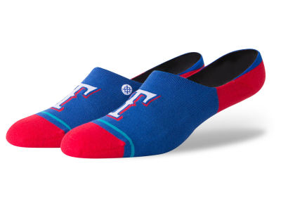 Texas Rangers Stance MLB Super Invisible Socks
