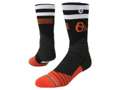 Baltimore Orioles Stance MLB Diamond Pro Authentic Crew Socks