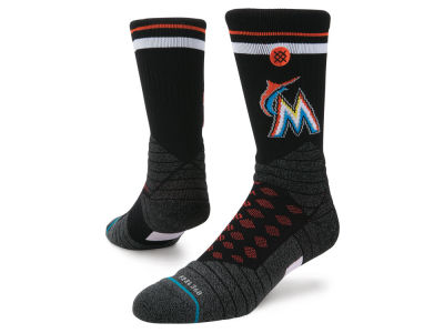 Miami Marlins Stance MLB Diamond Pro Authentic Crew Socks