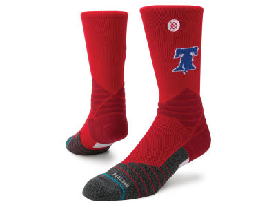 Philadelphia Phillies Stance MLB Diamond Pro Authentic Crew Socks