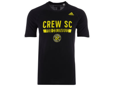 Columbus Crew SC adidas MLS Men's Utility Work T-Shirt