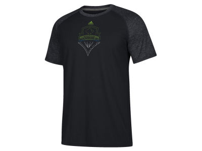Seattle Sounders FC adidas MLS Men's Redirection Logo T-Shirt