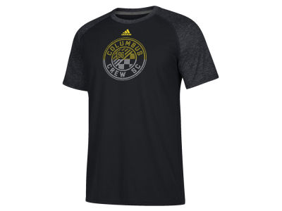 Columbus Crew SC adidas MLS Men's Redirection Logo T-Shirt