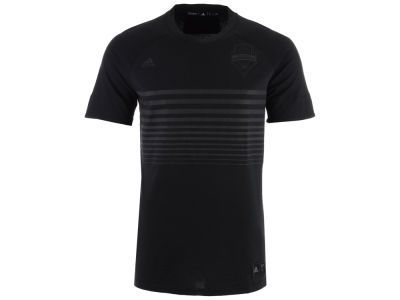 Seattle Sounders FC adidas MLS Men's Black Out T-shirt