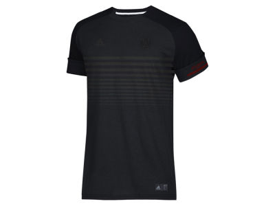 Atlanta United FC adidas MLS Men's Black Out T-shirt
