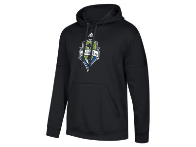 Seattle Sounders FC adidas MLS Men's Preferred Patch Hoodie
