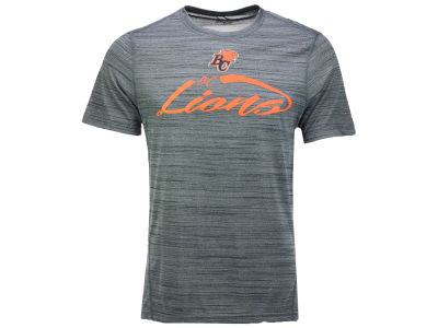 BC Lions CFL Men's Anchor T-Shirt