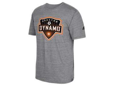 Houston Dynamo adidas MLS Men's Vintage Too Triblend T-Shirt